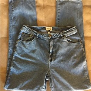 St. John's Bay Stretch Classic Jeans